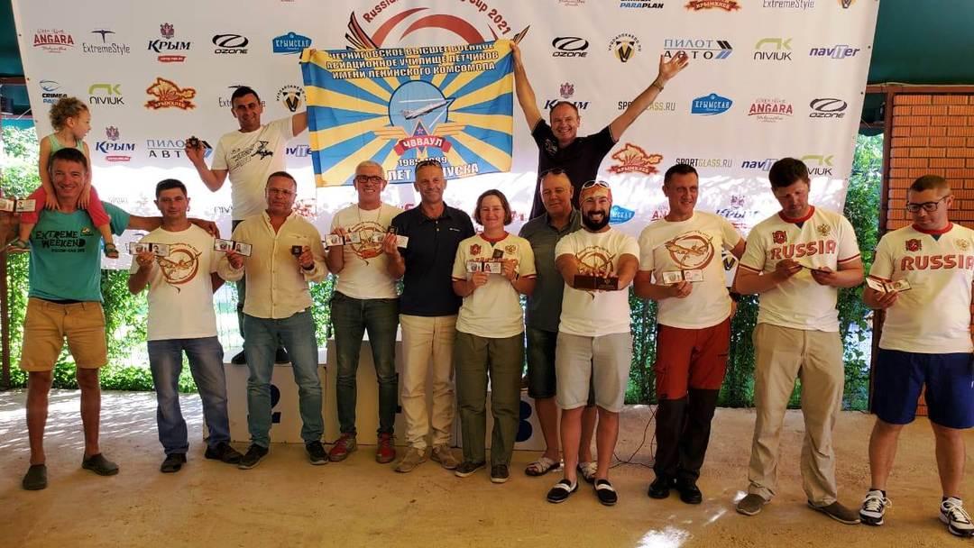 Крымские спортсмены по спорту сверхлегкой авиации стали Мастерами спорта России